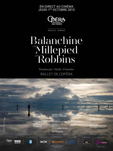 ROBBINS / MILLEPIED / BALANCHINE