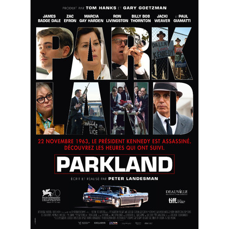 parkland 2013 au cin ma limoges centre ville grand ecran. Black Bedroom Furniture Sets. Home Design Ideas