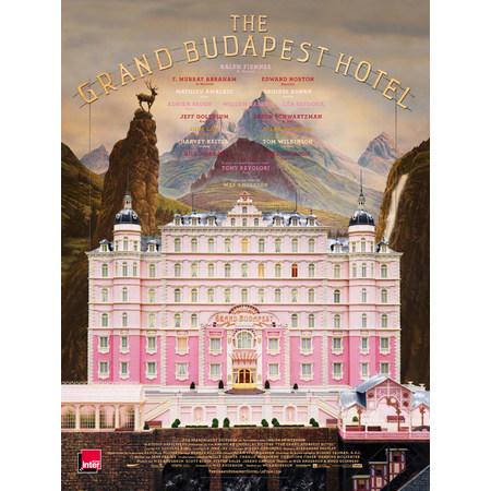 The grand budapest hotel 2014 au cin ma limoges ester grand ecran - Cinema grand ecran limoges ...