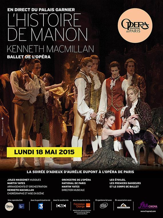 L'HISTOIRE DE MANON
