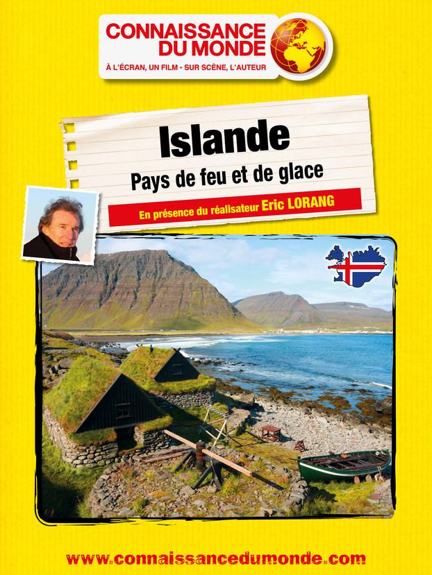 ISLANDE : PAYS DE FEU ET DE GLACE - LORANG