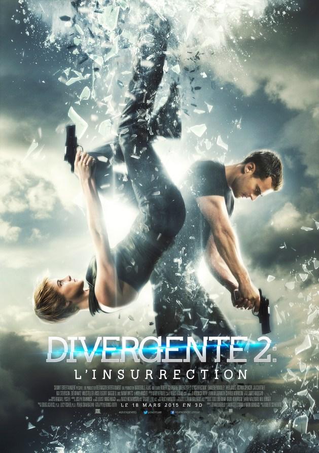 DIVERGENTE 2 : L'INSURRECTION EN 3D
