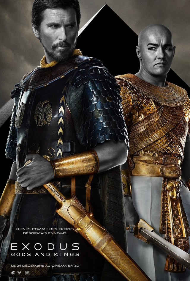 EXODUS : GODS AND KINGS EN 3D