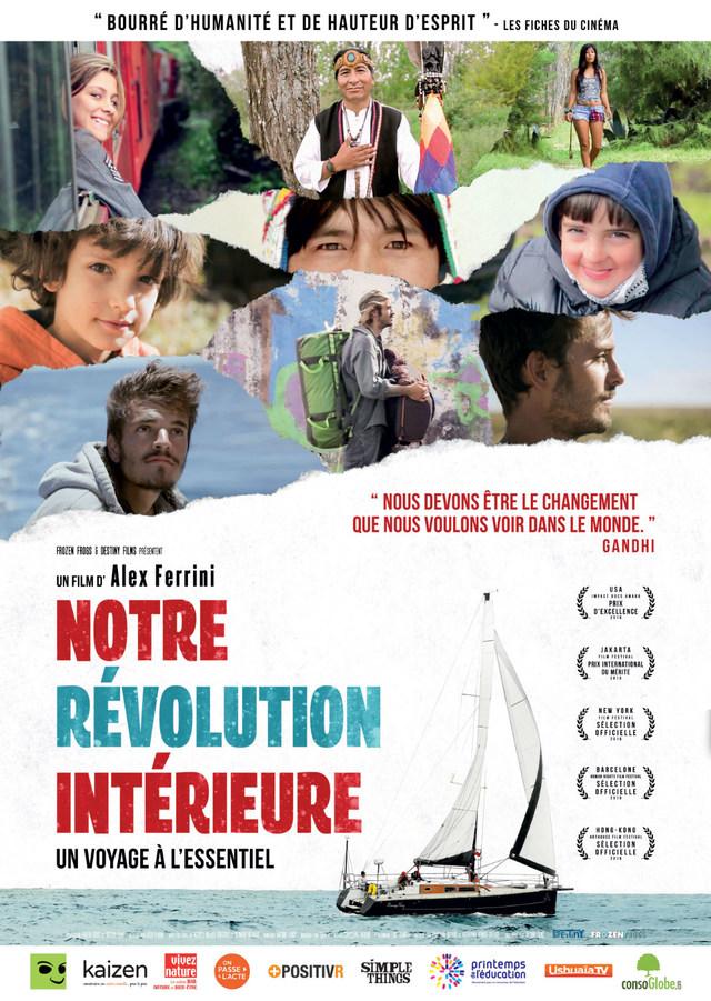 Notre révolution intérieure