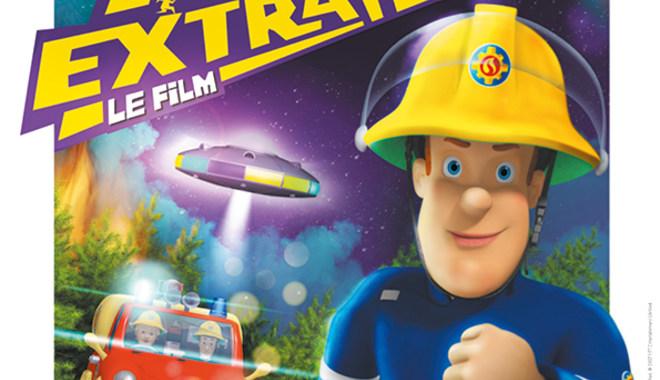 Photo du film Sam le pompier : Alerte extraterrestre - Le film