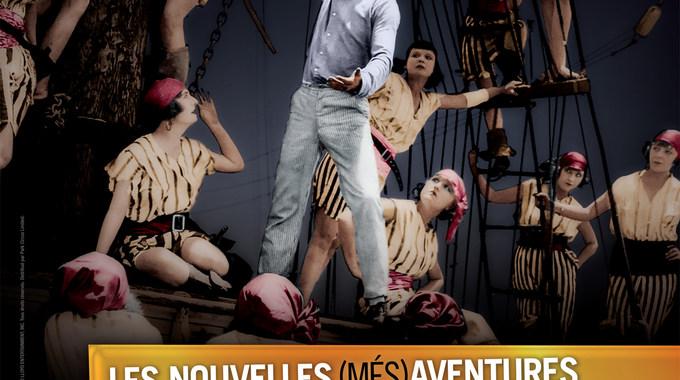 LES NOUVELLES (M�S)AVENTURES D'HAROLD LLOYD