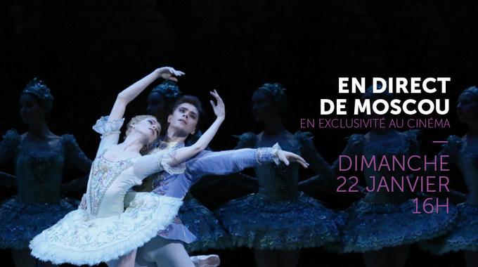 Photo du film La Belle au bois dormant (Bolchoï-Pathé Live)