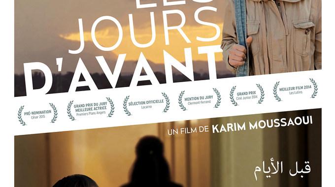 LES JOURS D'AVANT