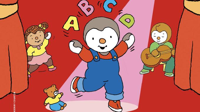 T'Choupi fait danser l'alphabet (Path� Live)
