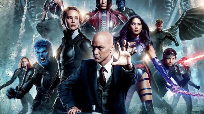 Photo du film X-Men: Apocalypse - Son Dolby Atmos