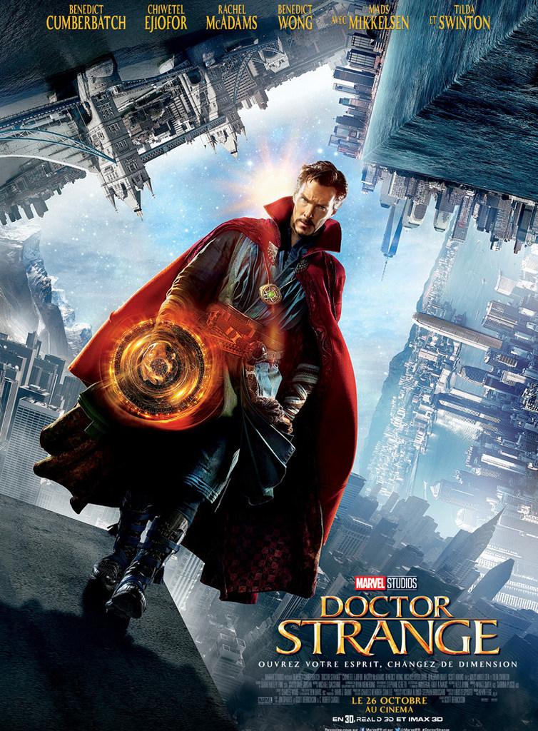 Doctor Strange en 3D