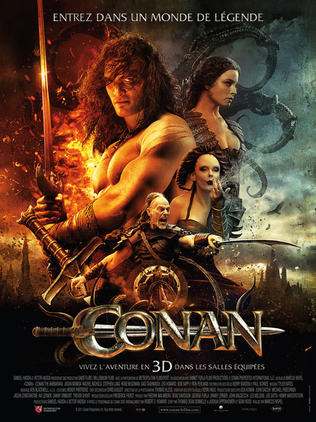 CONAN – Cinéma