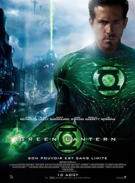 Green Lantern – Cinéma