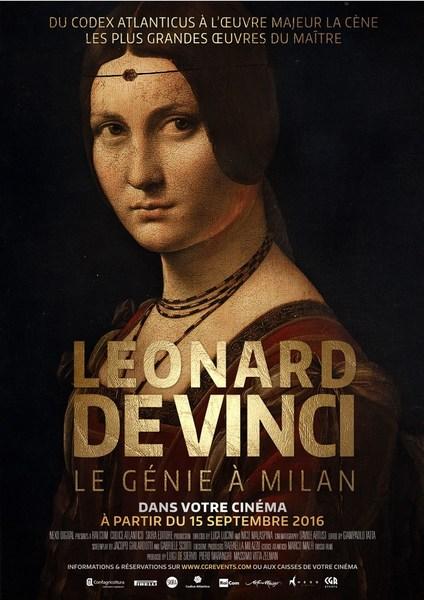 LEONARD DE VINCI</br>Le génie à Milan