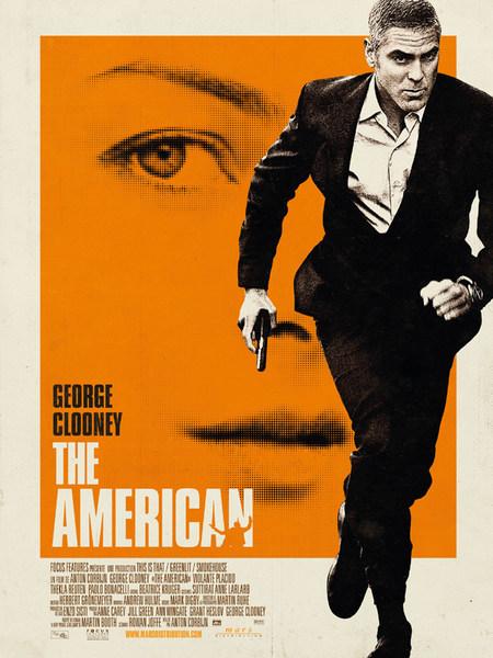 The American d'Anton Corbijn dans Cinéma