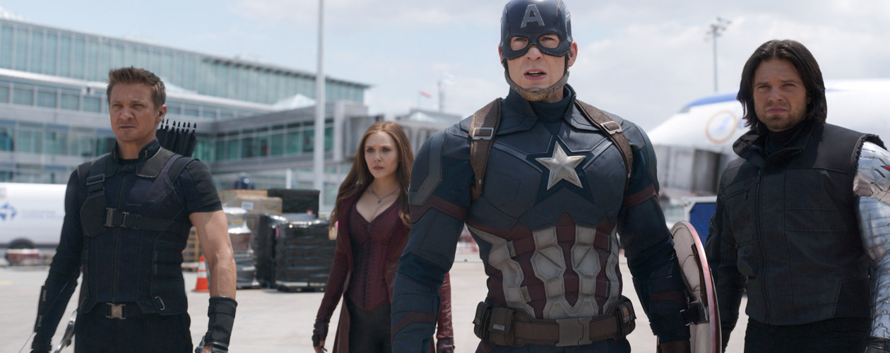 Photo du film Captain America: Civil War