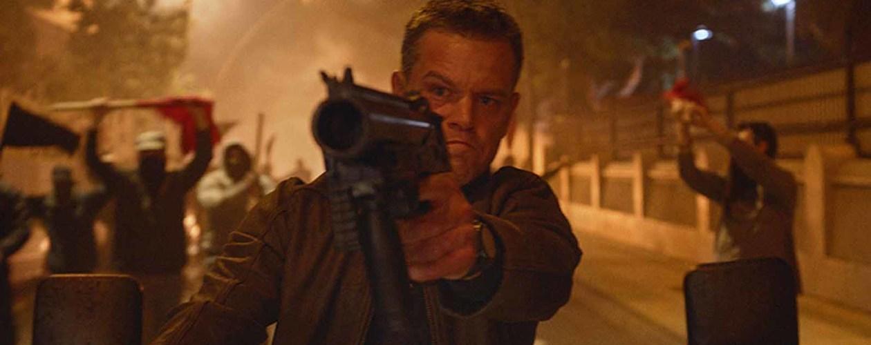Photo du film Jason Bourne