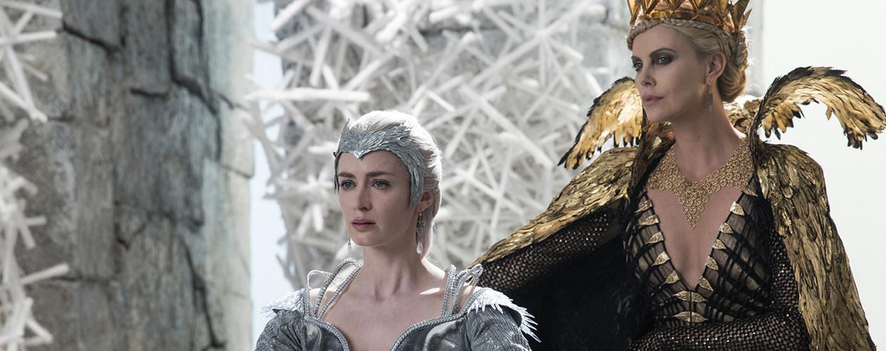Photo du film Le Chasseur et la reine des glaces