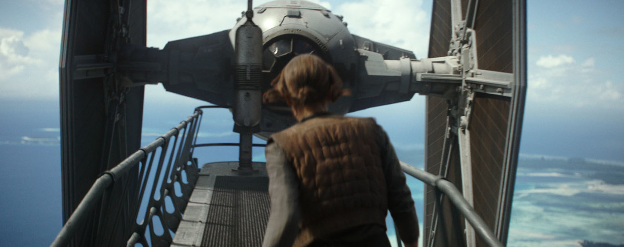 Photo du film Rogue One: A Star Wars Story en 3D