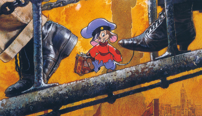 Photo du film Fievel et le nouveau monde