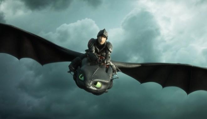 Photo du film Dragons 3 : Le monde caché