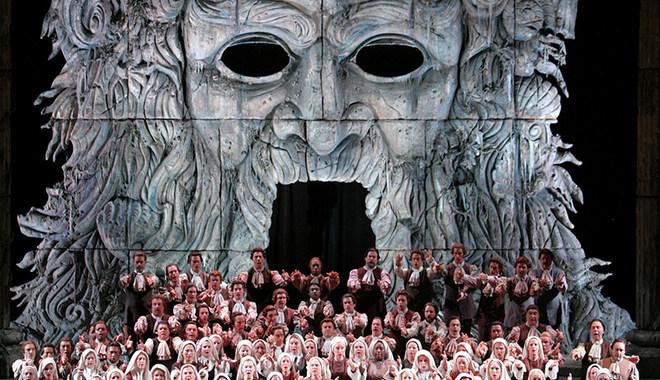 Photo du film Idomeneo (Met-Pathé Live)