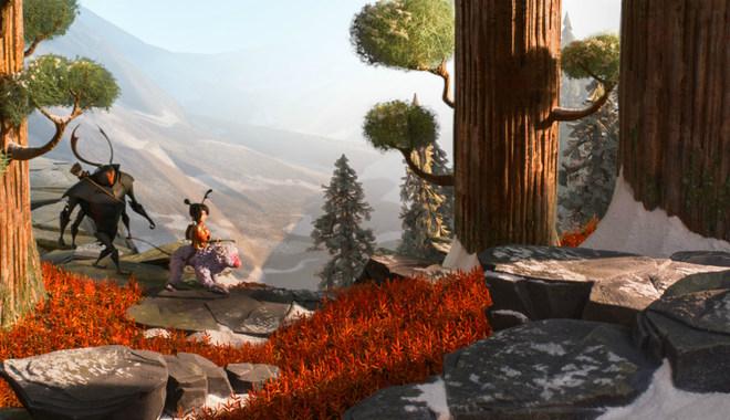 Photo du film Kubo et l'armure magique en 3D