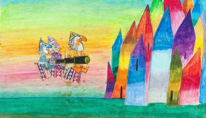 Photo du film Polichinelle et les contes merveilleux
