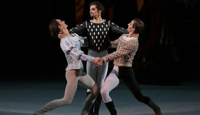 Photo du film Roméo et Juliette (Bolchoï-Pathé Live)