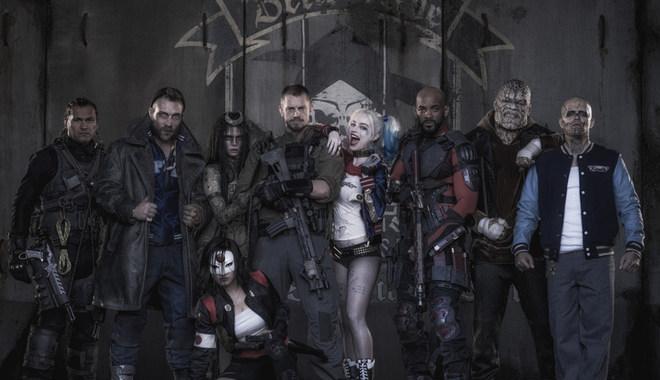 Photo du film Suicide Squad