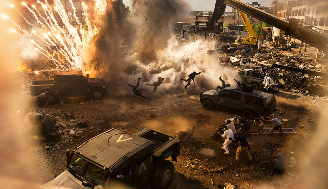 Photo du film Transformers: The Last Knight en 3D