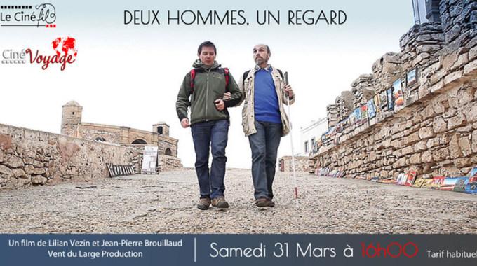 Photo du film DEUX HOMMES, UN REGARD