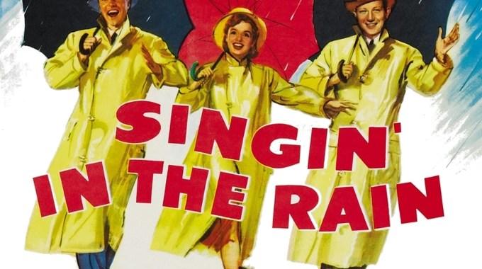 Photo du film Chantons sous la pluie