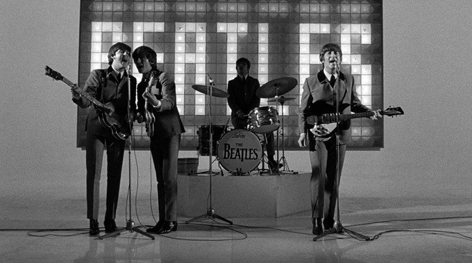 Photo SLIDE pour A HARD DAY'S NIGHT