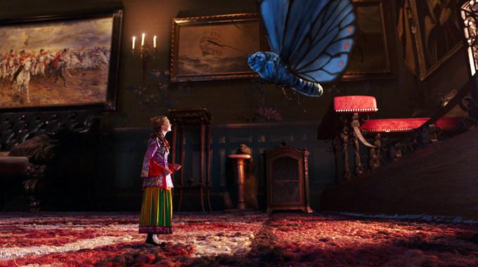 Photo du film Alice De L'autre C�t� Du Miroir en 3D