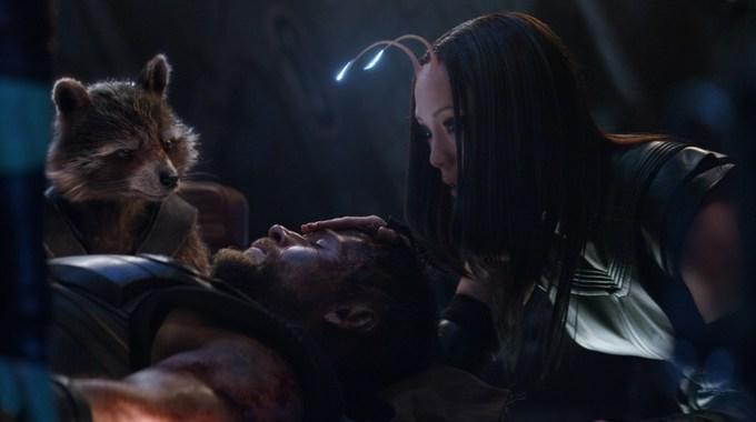 Photo du film Avengers: Infinity War en 3D
