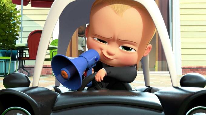 Photo SLIDE pour Baby Boss en 3D