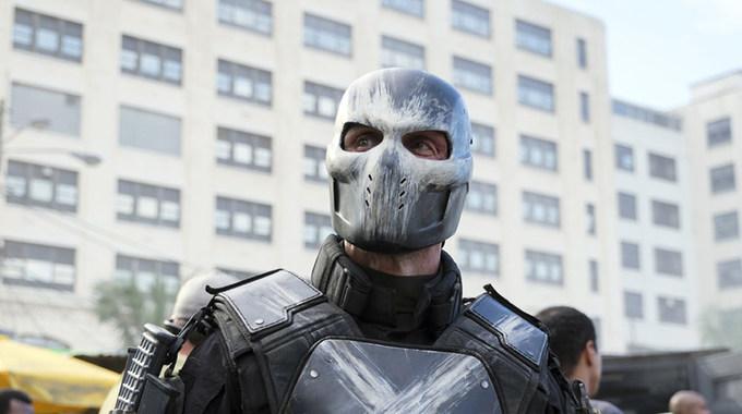 Photo SLIDE pour Captain America: Civil War - SON DOLBY ATMOS