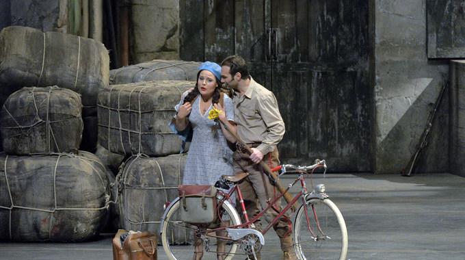 Photo du film Carmen (UGC Viva l'Opéra - FRA Cinéma)