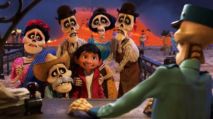 Photo du film Coco en 3D