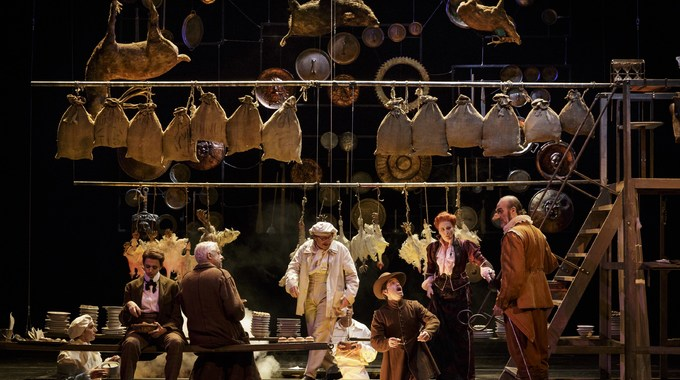 Photo du film Cyrano de Bergerac (Comédie-Française / Pathé Live)