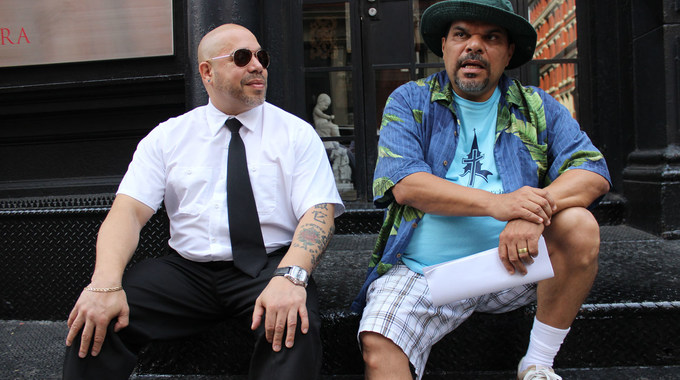 Photo du film Des Porto Ricains � Paris
