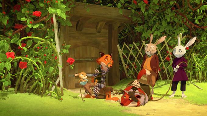 Photo du film L'Ecole des lapins
