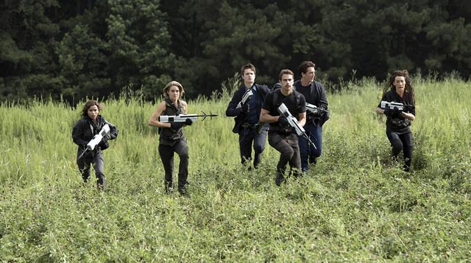 Photo SLIDE pour Divergente 3 : au-del� du mur