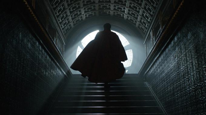 Photo SLIDE pour Doctor Strange