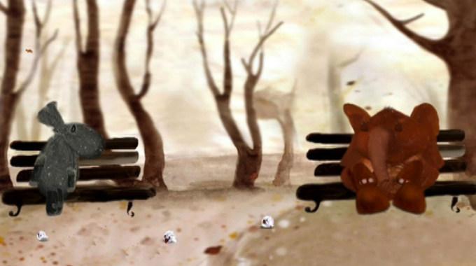 Photo SLIDE pour DROLES DE CREATURES