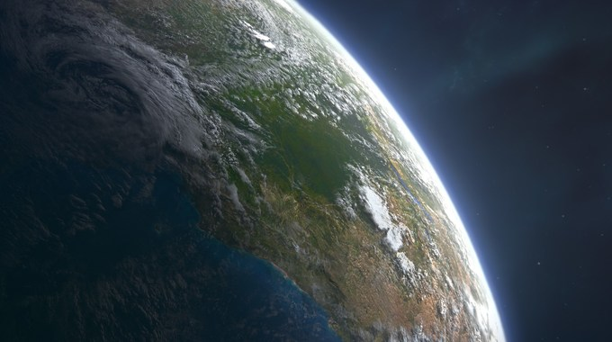 Photo SLIDE pour Un nouveau jour sur Terre
