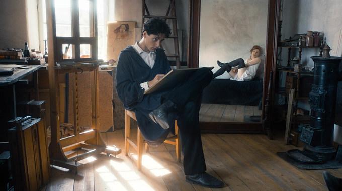 Photo du film Egon Schiele