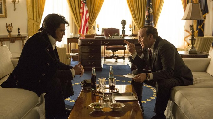Photo 1 pour Elvis & Nixon