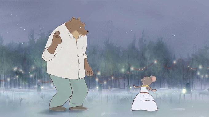 Photo du film Ernest et Célestine en hiver